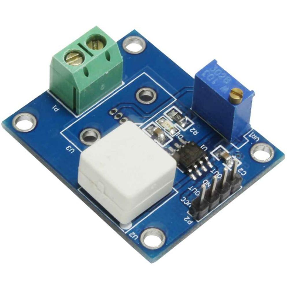 цена на DC 5V WCS2702 Current Detecter 2A Adjustable Overcurrent Short Circuit Protection Board Sensor Detection Module