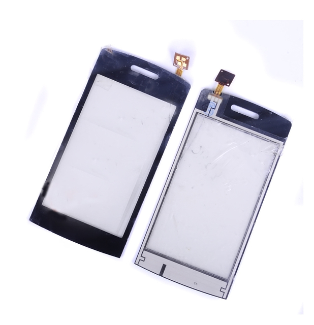 New original black For LG GM360 Touch screen digitizer for lg gm360 touch glass 1pcs/lot Free shipping China post+tool
