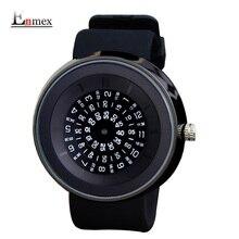2017 hommes de cadeau Enmex hommes femmes creative time code montre-bracelet étanche conception lumière sport mode casual montres à quartz