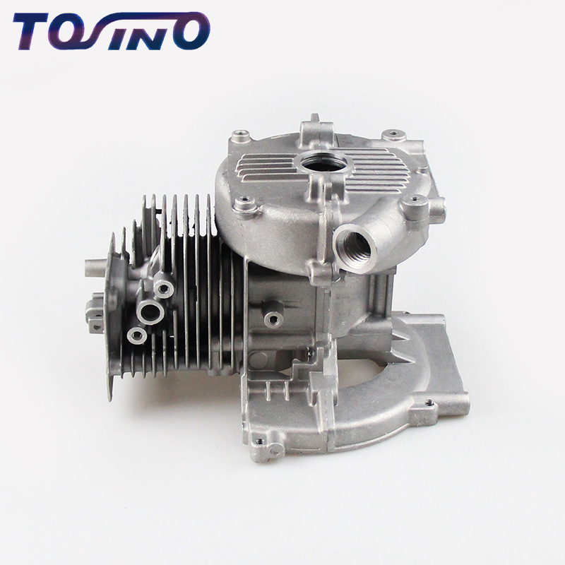 Engine Cylinder Crankcase Fit 4 Stroke HONDA GX35/GX31 139F Gas Motors Trimmer Brushcutter Lawnmower gx31 clutch ay od 76mm aluminum for honda gx35 mitsubishi tb50
