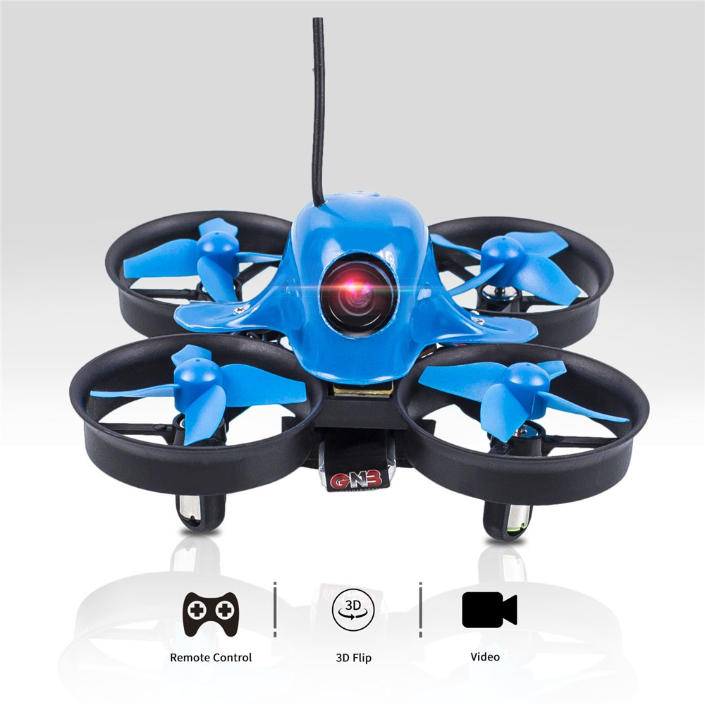 SunFounder RC Helicopter Mini Drone with Camera Ready-to-Go Quadcopter Drone with Camera HD FPV 3D Flip Quadcopter