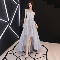 Sexy Lace Party Lady Elegance Evening Dress Women Cheongsam Wedding Dress Improved Bridesmaid Dress size S XXL