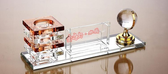Superieur Office Supplies Customized Crystal Ornaments Crystal Business Gifts Decent  Opening Ceremony