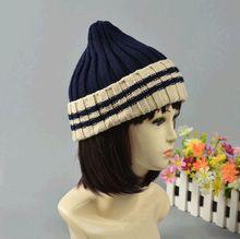 2015 новые Острые hat Вязание шерсть cap Мужчины и женщины осень и зима мода диких теплая шапка Бесплатная доставка