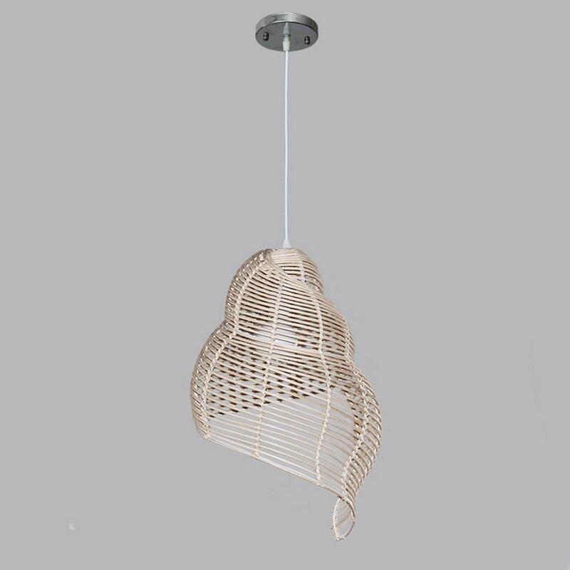 Современная черная, белая, Золотая лампа в форме обезьяны, подвесные светильники, художественный салон, подвесной светильник для кабинета, ... - 4