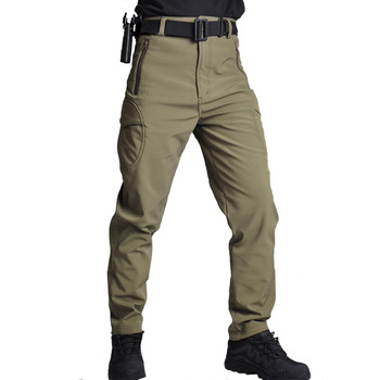 Tactical Quick Dry Cargo Men Pants Hiking Camping Trekking Breathable Army Military Style Straight Trousers Black Khaki Camo