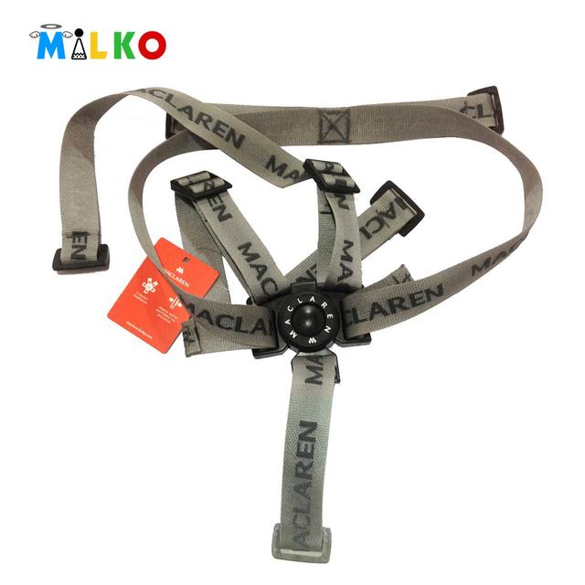 Maclaren bebé cochecito niño cochecito accesorios cesta cinturón de seguridad de cinco puntos del cinturón de seguridad grupo puede extraíble y ajustable