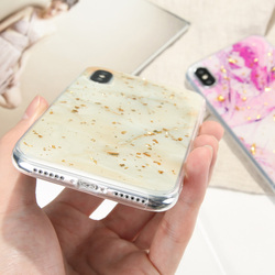 KISSCASE Case For iPhone X Case iPhone 7 8 6 6S Plus Marble Gold Foil Glue Soft Silicone Cover For iPhone 5S 5 SE 7 8 6 6S Coque 4