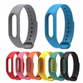 For Xiaomi Mi Band 2 Strap MiBand 2 Wristbands Colorful Strap Smart Bracelet Replace Accessories Xiaomi Band Belt free shipping