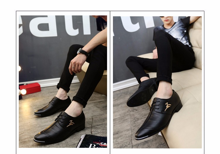 KUYUPP Fashion Men Oxfords Leather Shoes 2016 Round Toe Lace Up Men\'s Dress Shoes Summer Casual Flats Size 38-43 Mocassin PX115 (11)