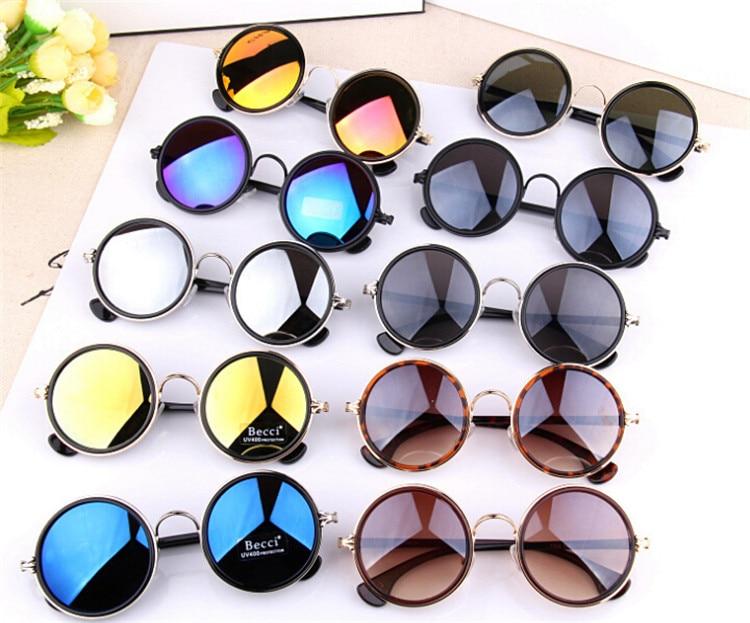 CHUN M42 Nové barevné Vintage sluneční brýle Ženy kolem sluneční brýle potahy sluneční brýle odstíny Steampunk Oculos De Sol Feminino Gafas