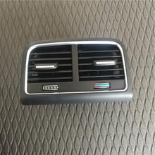 Dla Audi A4 B8 Q5 tylna klimatyzacja wylot 8RD 819 203 tanie tanio LARATH CN (pochodzenie) Klimatyzacja montaż 0 3kg