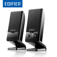 EDIFIER M1250 Multimedia Computer Anti Magnetic Force Speakers Support USB Power Supply 3 5mm Stereo For