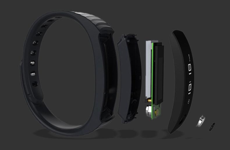 H8 smart bracelet details