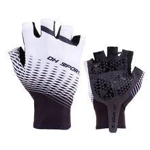 2019 New Cycling Gloves Half Finger Gel Sports Racing Bicycle Mittens Women Men Summer Road Bike Anti-slip Outdoor Gloves