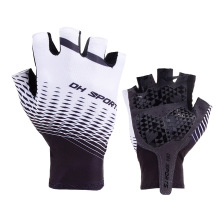 2019 New Cycling Gloves Half Finger Gel Sports Racing Bicycle Mittens Women Men