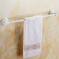 Towel Bar 60cm Single Rails Stainless Steel Wall Shelves Towel Holder Bath Shelf Hanger Bathroom Accessories Towel Rack Sj22