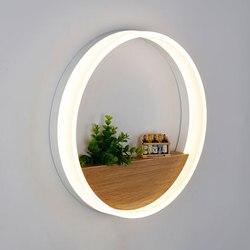 Kinkiety LED akrylowe nowoczesny salon dekoracje do wnętrz do sypialni kinkiet do sypialni nocnej/toalety kinkiet ścienny