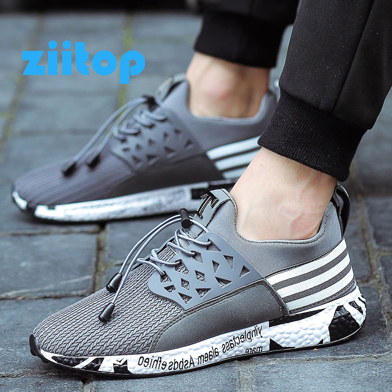 Running Shoes For Men Trainers Telescopic Rope Soft Bottom Air Mesh Sneakers Male Shoes Men Athletic Footwear Zapatos De Hombre xtep 2016 summer running shoes for men air mesh trainers shoes athletic sports training shoes men s rubber sneakers 984219329581