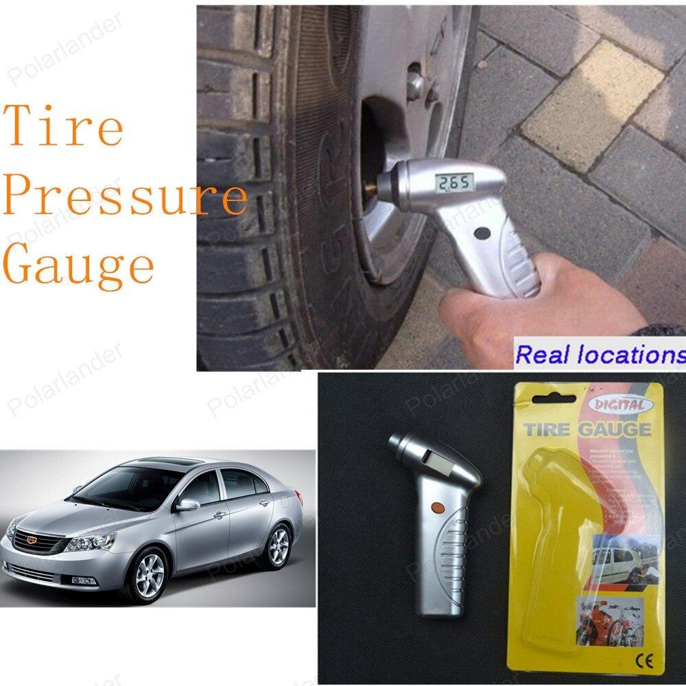 Hot sale Car pressure detector car tire gauge Measure range:0-150 PSI