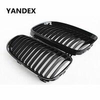 YANDEX Replacement Front Bumper Grille For Bmw 3 Series E92 Coupe E93 Carbriolet 2 Door Facelift