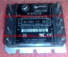 Бесплатная Доставка V48B5C200BL3 DC/DC: 48V-5V-200W питания модуль снижения напряжения, Можете сразу купить или свяжитесь с продавец