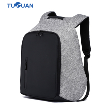Tuguan USB Charge Laptop Men Anti Theft Backpack Bag College School Backpacks Designer Brands Fashion Travel Business Women Bags