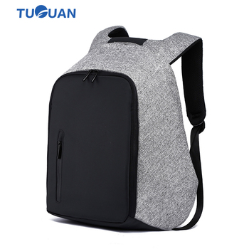 ozuko men backpacks new design waterproof anti theft usb charge large travel bag 15 6 laptop backpack school bags for teenagers Tuguan USB Charge Laptop Men Anti Theft Backpack Bag College School Backpacks Designer Brands Fashion Travel Business Women Bags