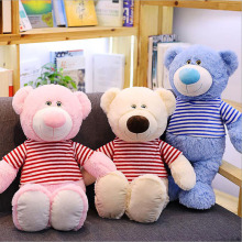 цена на 60cm New Style Lovely Teddy Bear Plush Toys Stuffed Plush Doll Toy Teddy Bear Children Toy Girls Birthday Gift