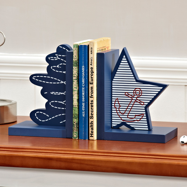 Aliexpress Buy British Style Bookends Desktop Decorative Classy Decorative Bookends For Sale