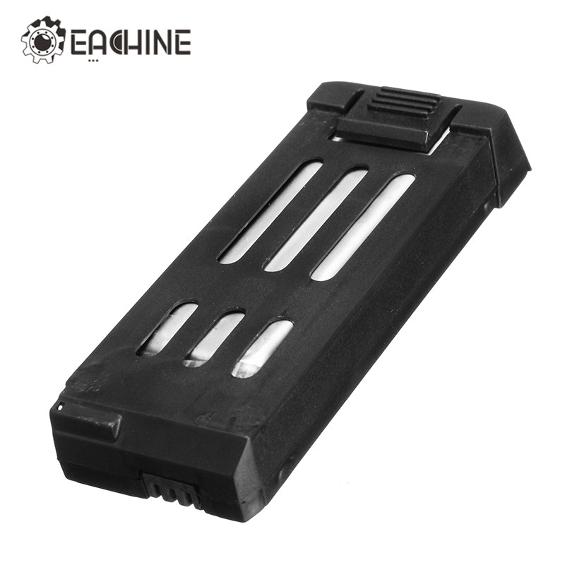 New Eachine E58 WiFi FPV RC Quadcopter Spare Parts 3.7V 500MAH Lipo Battery Replacement For FPV Racing Camera Drone Racer Accs