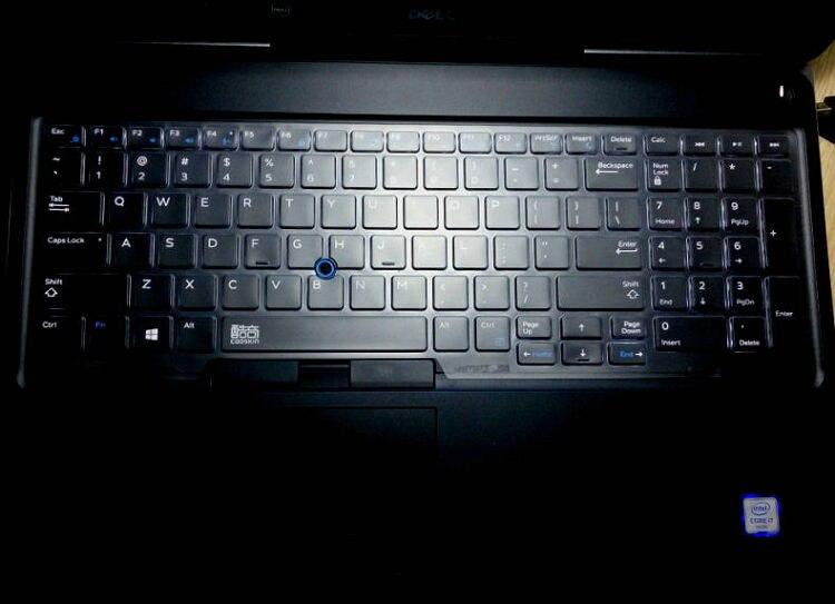 Zeer duidelijke Tpu-toetsenbordbeschermers Dekselbehuizing voor Dell - Notebook accessoires - Foto 1