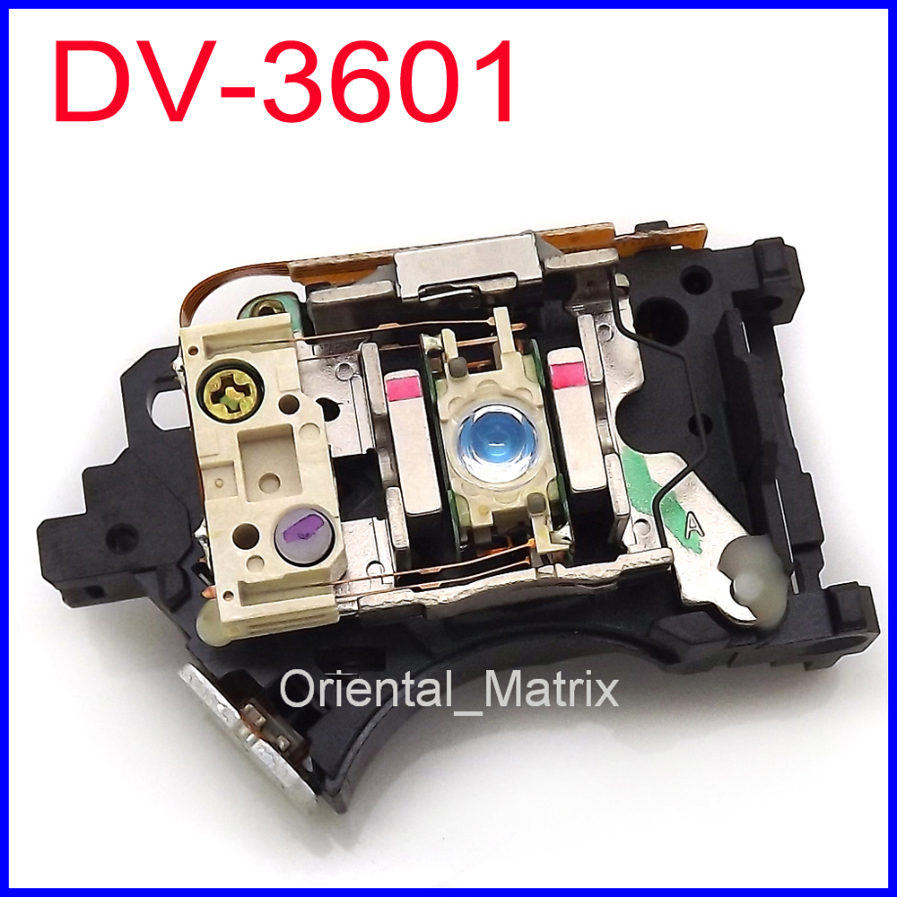Free Shipping Original DV-<font><b>3601</b></font> Laser Lens Lasereinheit DV <font><b>3601</b></font> Optical Pick-up Bloc Optique For Pioneer DV3601 Optical Pick up image