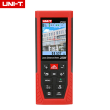 Buy UNI-T UT398A 200m Laser Distance Meters Lofting Test Levelling Instrument UDISK 16GB & JPEG Storage