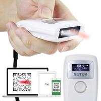 Z3S Wireless Bluetooth CCD Barcode Scanner AND Portable Z2S Bluetooth 2D QR Pdf417 Bar Code Reader