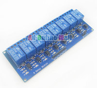 8 Channel 5V Relay Module For Arduino PIC ARM AVR DSP High Quality