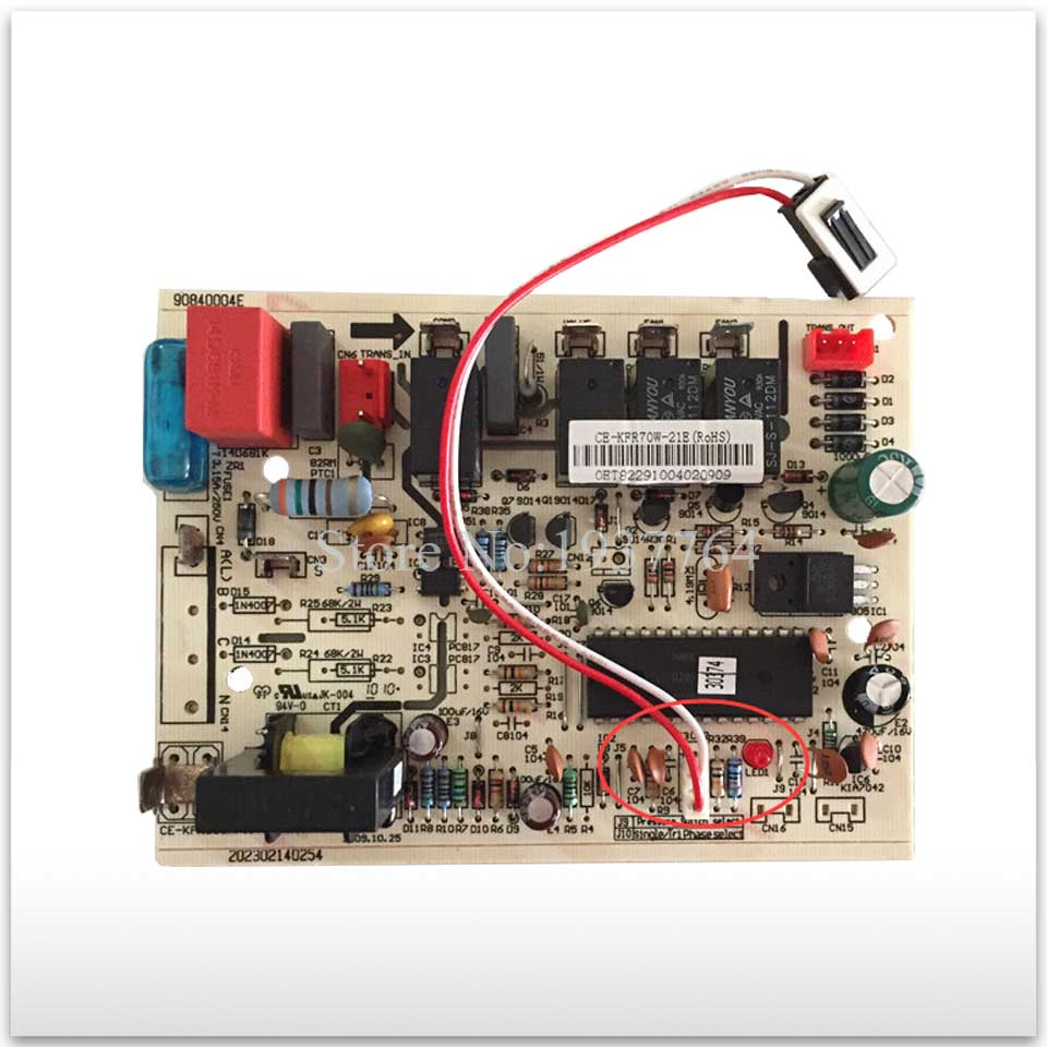Midea Air Conditioning Circuit Board Conditioner Related Searches 100 New For Ce Kfr90gw I1y Kfr70w 21e Tested