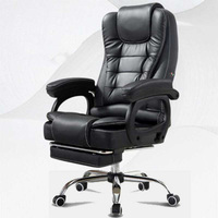 Computer home office reclining massage boss lift turn foot rest seat chair swive special offer