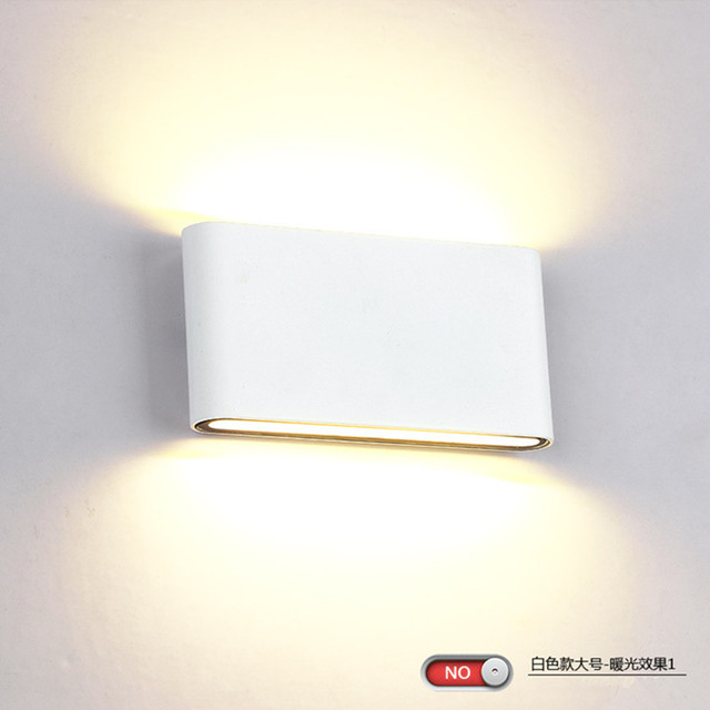 High quality 8w 14w cob led wall lamp indoor outdoor lighting high quality 8w 14w cob led wall lamp indoor outdoor lighting waterproof ip65 dimmable surface mounted aloadofball Choice Image