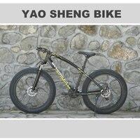 7/21/24/27スピードb mtbバイクスクーターマウンテンバイク26*4.0 fatbike成人男
