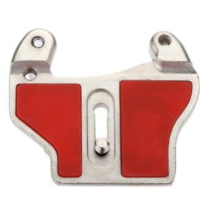 Image 4 - Andoer alliage daluminium appareil photo taille montage de ceinture bouton boucle cintre pour Canon Nikon DSLR appareil photo ceinture sangle de fixation