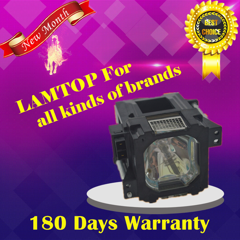 Free shipping  LAMTOP  compatible lamp with housing   180 days warranty  BHL-5009-S  for  DLA-HD1-BU free shipping lamtop projector lamp bulb manufacturer for jvc dla hd1