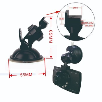 Fumalon Car dvrs mount holder for GT300 DVR holder,fumalon suction cup dvr mount for G30B car dvr 1pc-in DVR image