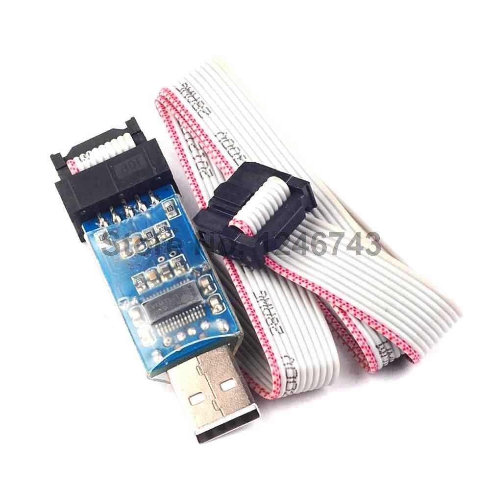 1PCS AVR JTAG USB emulator Debugger download AVR JTAG ICE Download Programmer Atmega ...