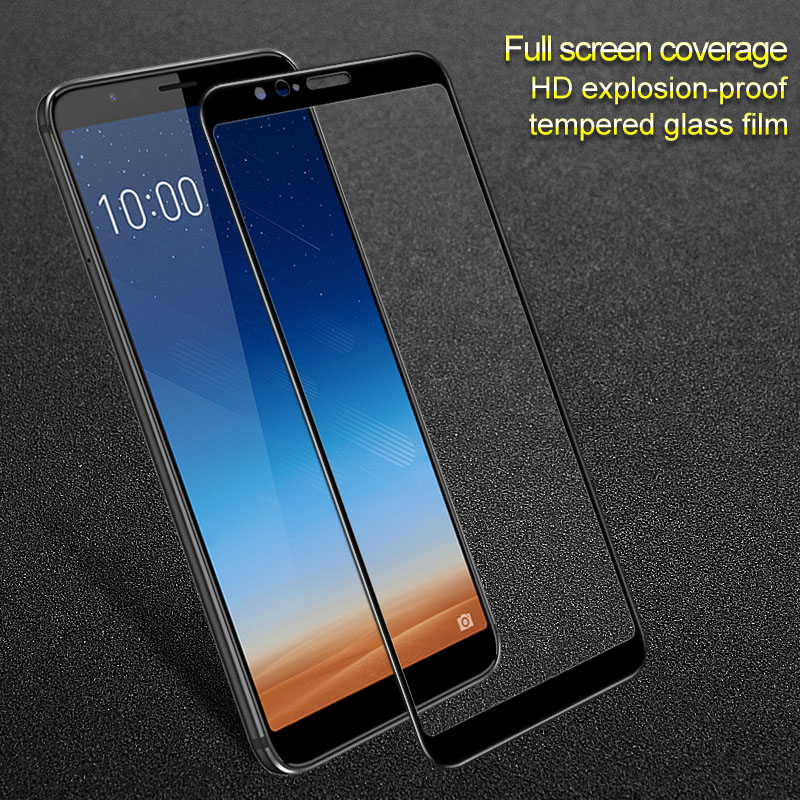 Imak For Qiku 360 N7 Tempered Glass Full Cover Screen Protector for 360 N7
