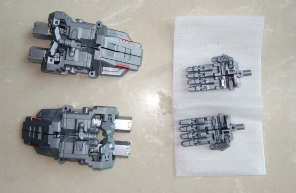 Simple Version PC09 PERFECT COMBINER UPGRADE SET  for CW BRUTICUS,In stock! new in stock ve j61 cw