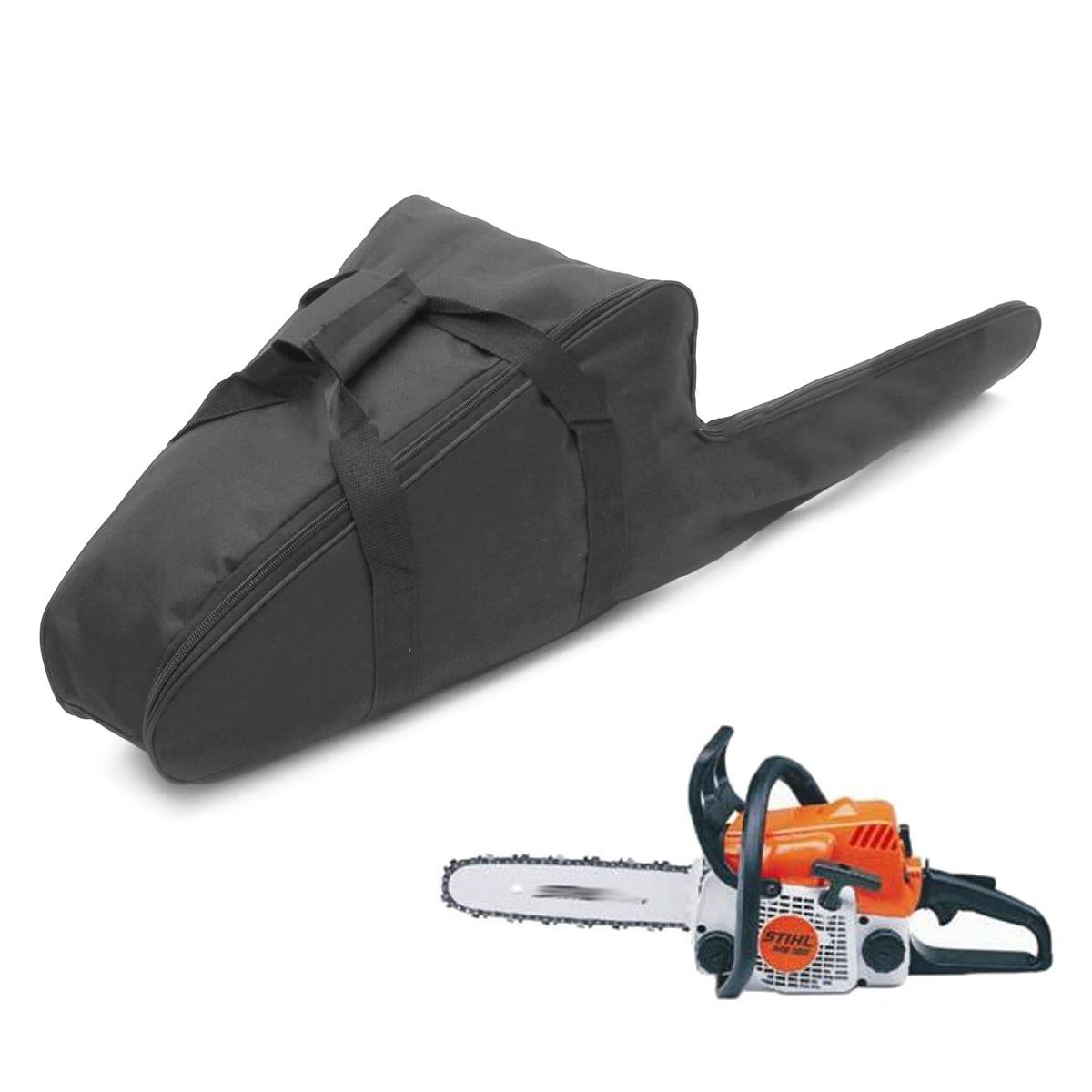 NEW 16 18 20 22 Chainsaw Black Carrying Bag Case Protective Holdall Holder Box for Gaden Chain Saw Carry Storage Tool BagNEW 16 18 20 22 Chainsaw Black Carrying Bag Case Protective Holdall Holder Box for Gaden Chain Saw Carry Storage Tool Bag