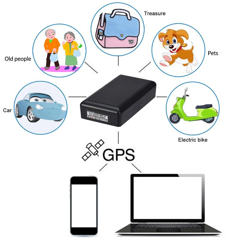 Magnatic Impermeable Coche GPS Rastreador Vehículo Motocicleta - Electrónica del Automóvil - foto 3