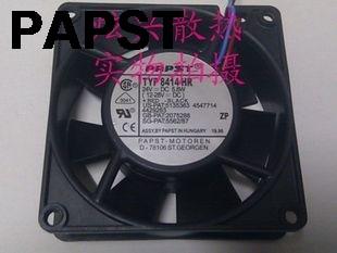 papst typ 8414hr 8025 24v cooling fan 8cm