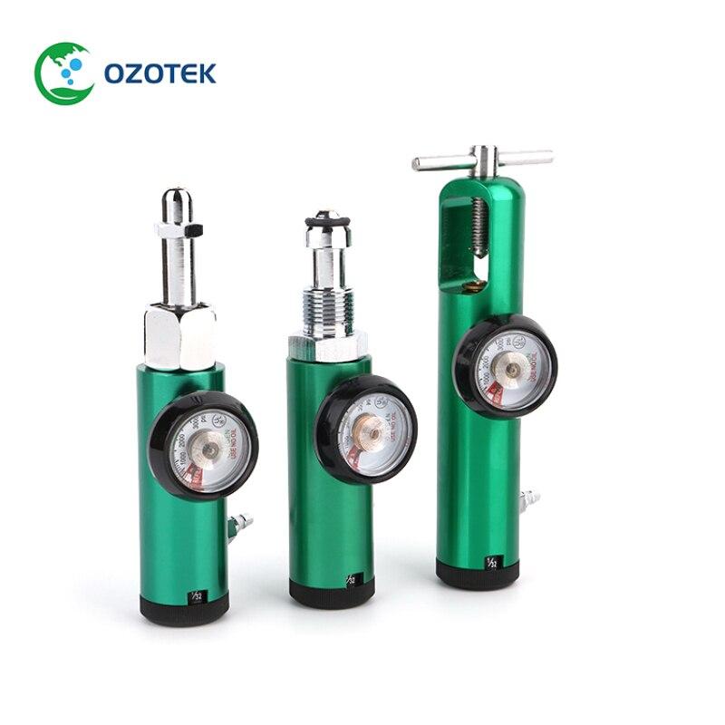 Image 5 - Ozotek gerador de terapia de ozônio mog003 com regulador oxigênio  cga540/cga870/bs frete grátisPeças de purificador de ar   -